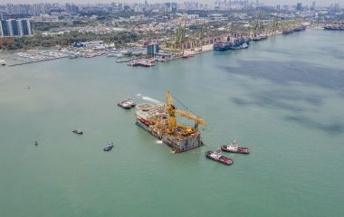 First Contract for Energy Drilling in Malaysia